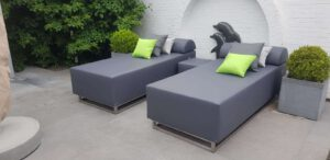 large garden daybed